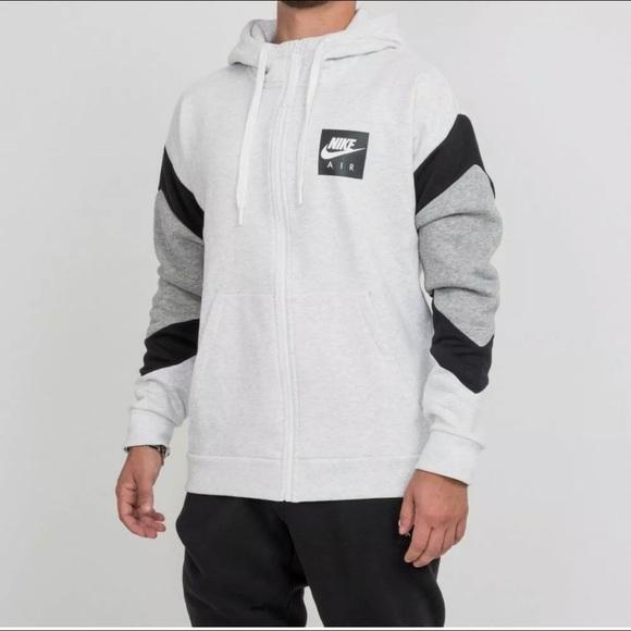 Rabatt oben Details about Nike Air Max Zip Hoodie Men's XL